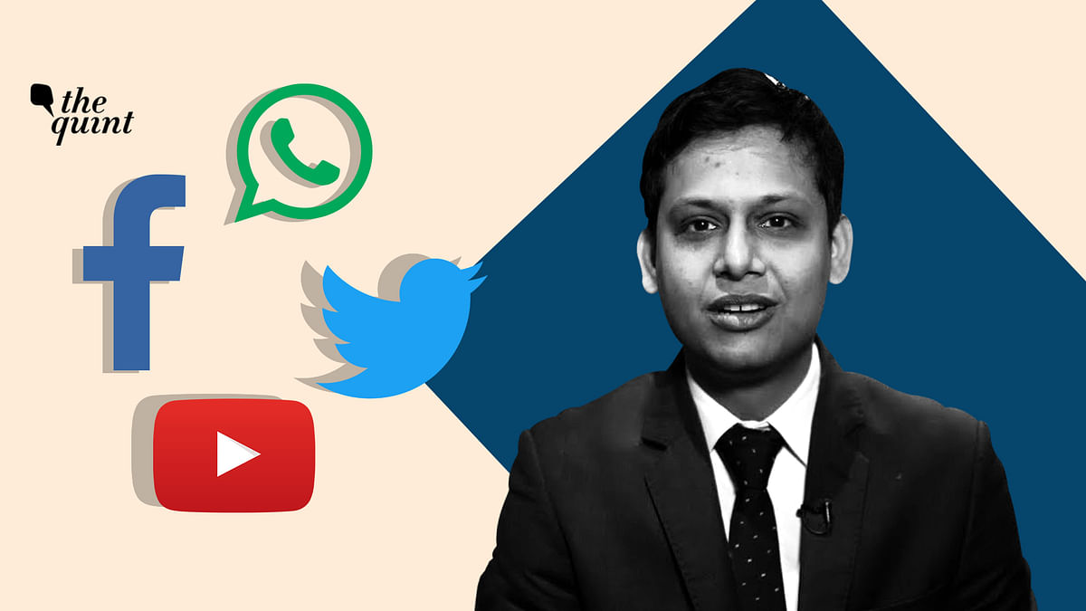 The government's new social media regulation injured our right to speech and privacy, Apar Gupta explains