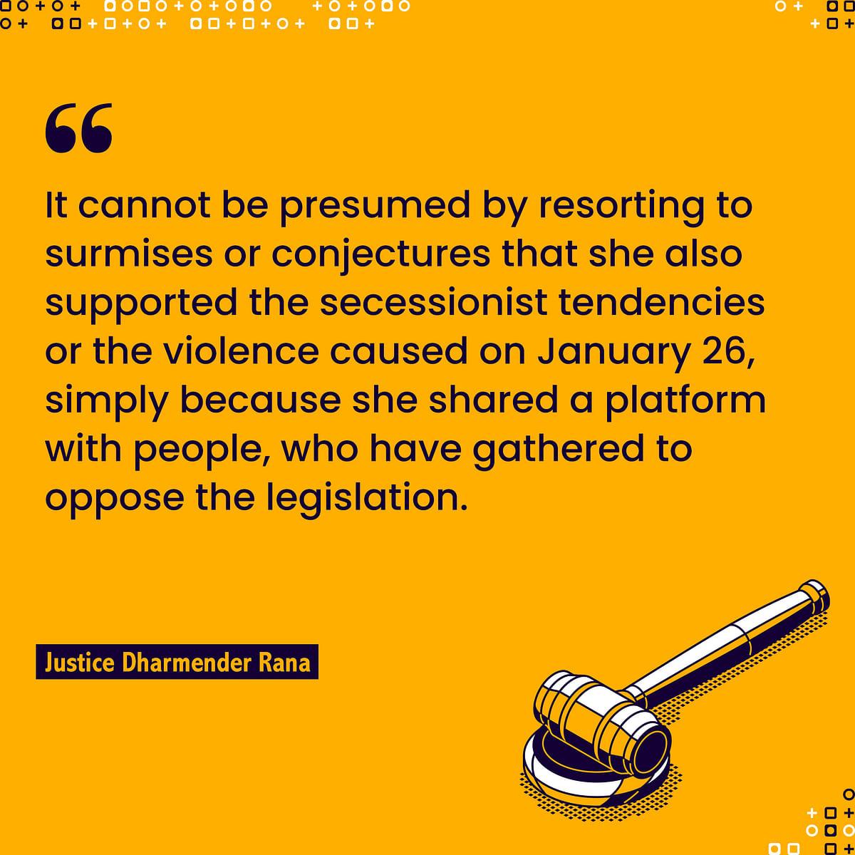 Disha Ravi Bail: Lessons for Govt on Sedition, Freedom, Dissent