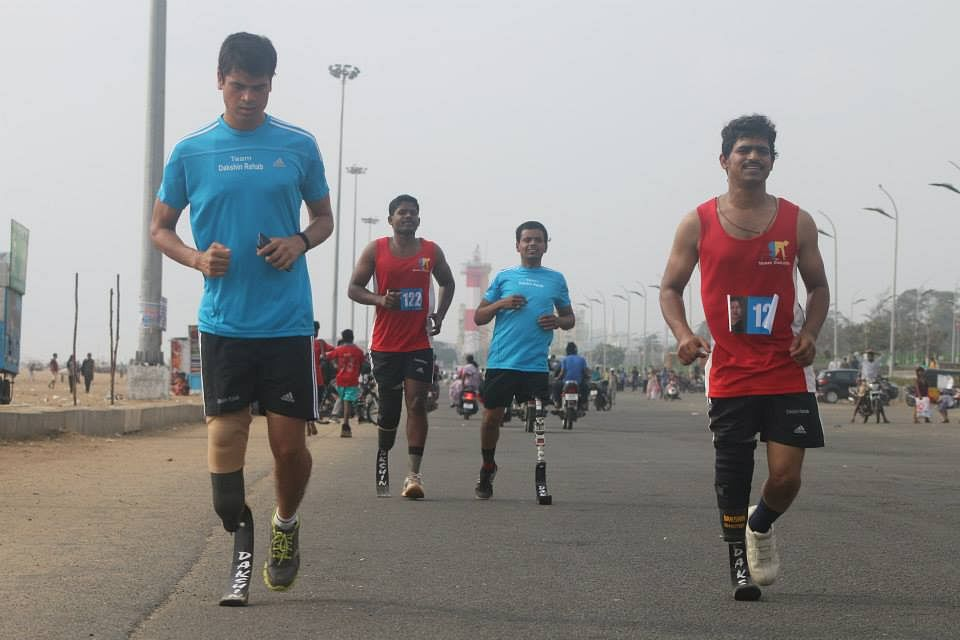 India's First Leg-Amputee With Bachelor's in Sports: My Journey