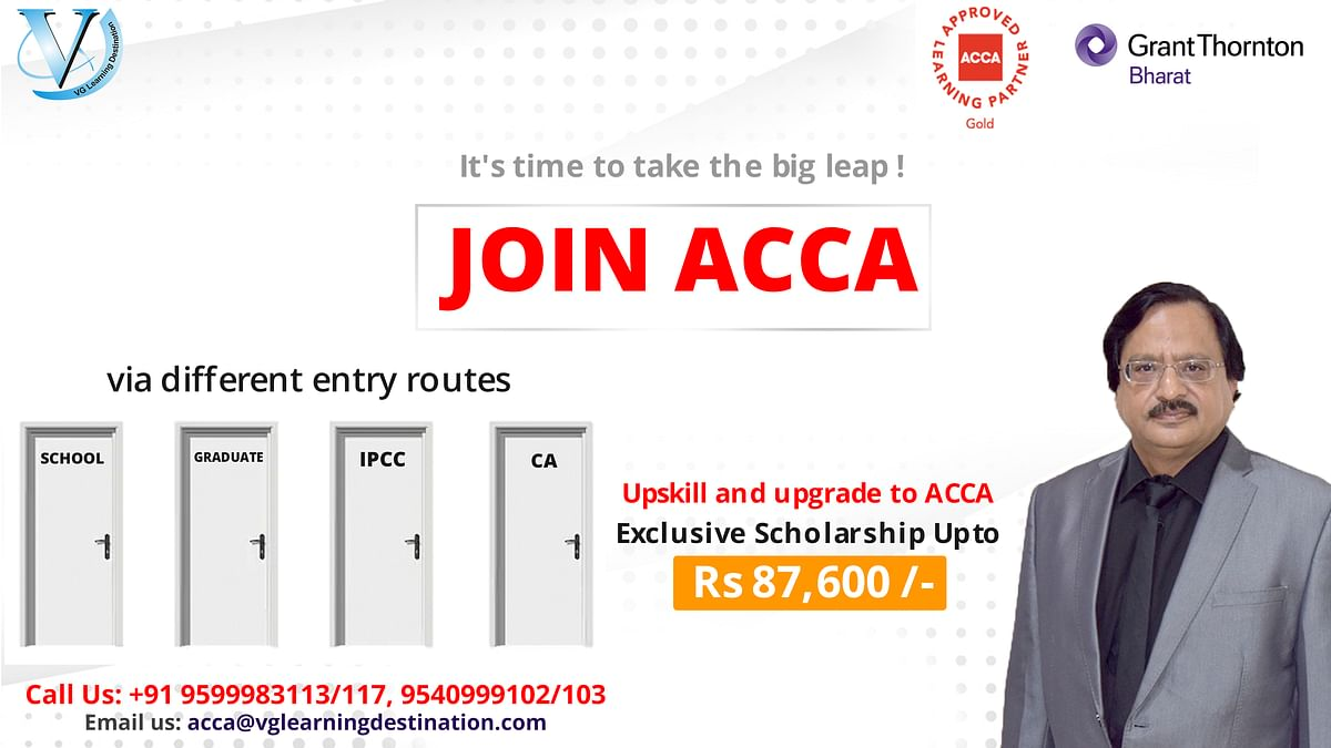 The ACCA Edge: Upskill your accounting career with VG Learning
