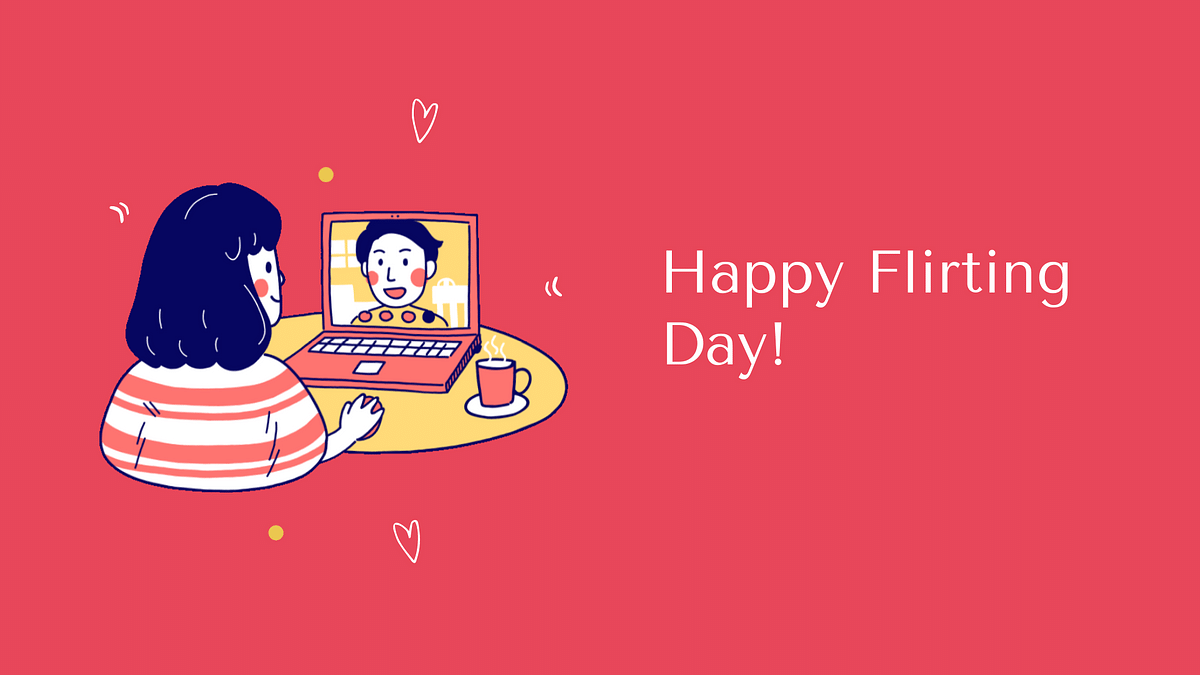 Happy Flirting Day : Images, Wishes and Quotes