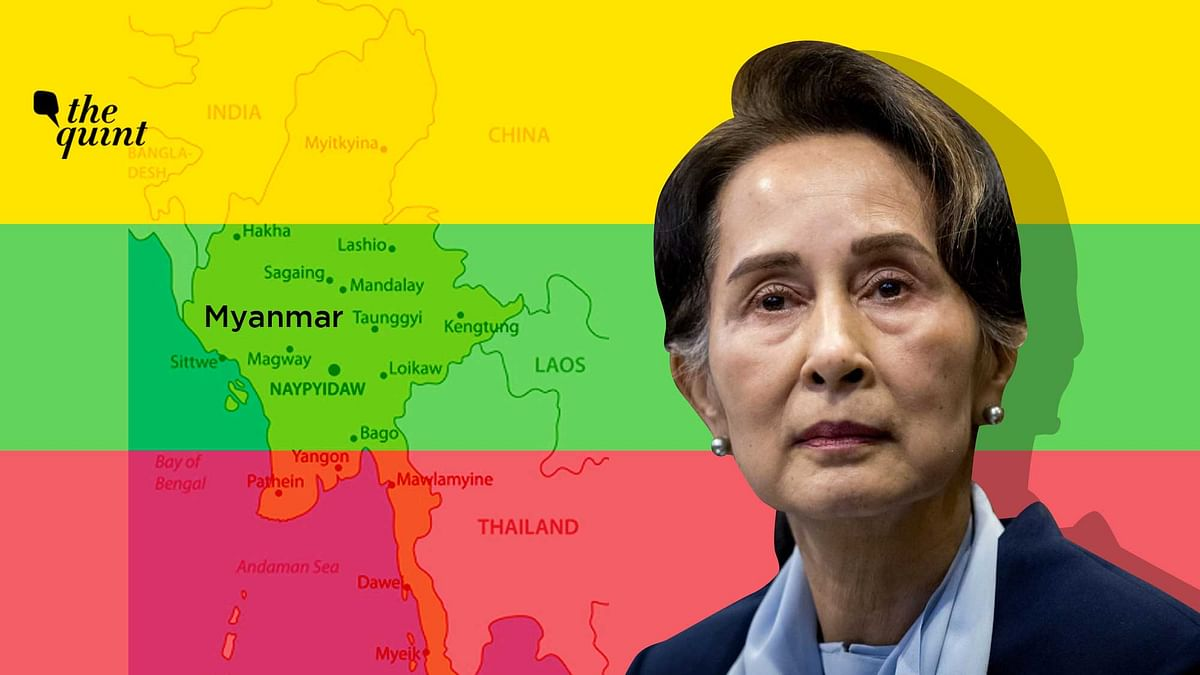Myanmar's de facto leader Aung San Suu Kyi was detained, along with her ally President Win Myint, and other senior leaders early on Monday, 1 February, following a military coup in the country.