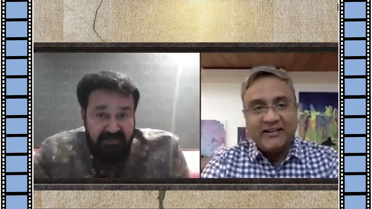 The Mohanlal interview.