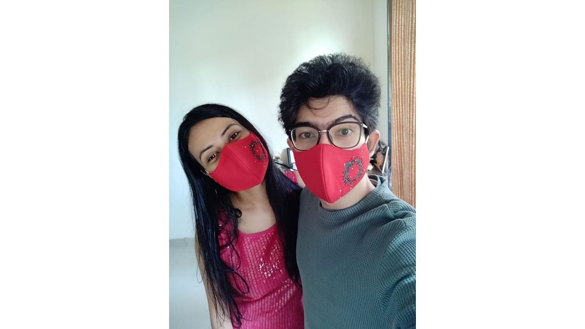 On their virtual dates, Prerana and Mihir bonded over movie reccos, memes and recipes.