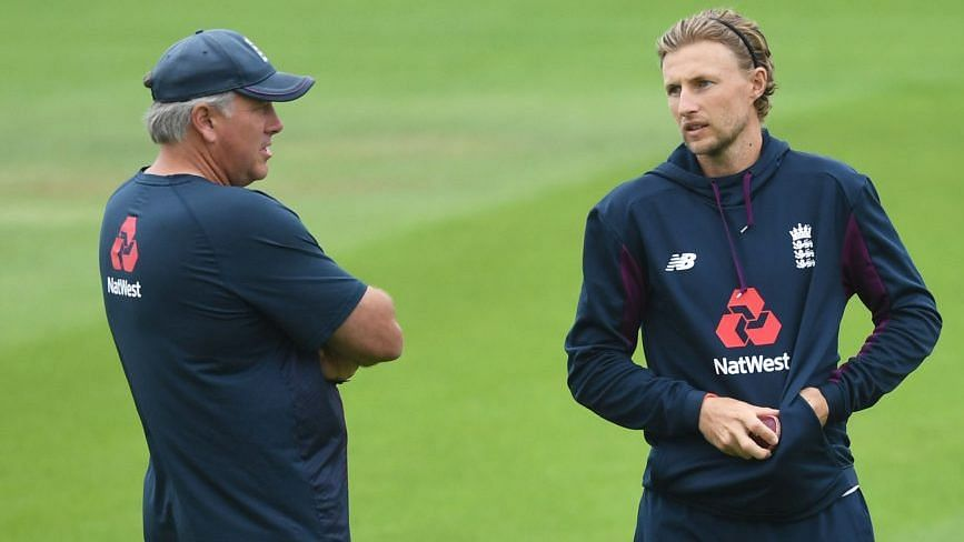 England's coach Chris Silverwood will now select the men's cricket squads.
