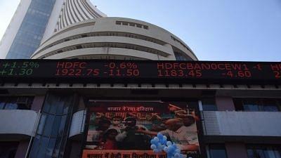 BSE Sensex.