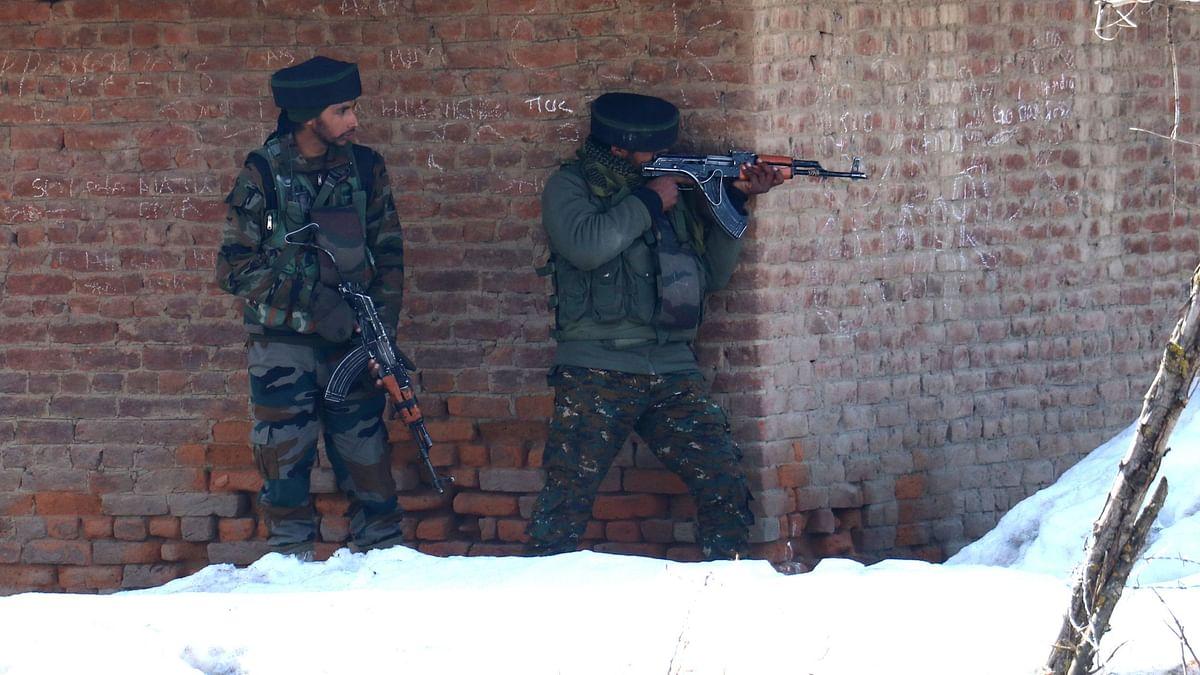 3 Militants, 1 Cop Killed in Encounters in J&K's Shopian & Budgam