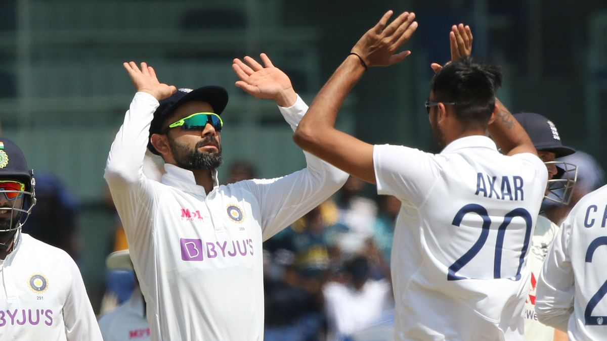 In Numbers: Kohli Equals Dhoni, Axar's Debut & Ashwin's Super Show