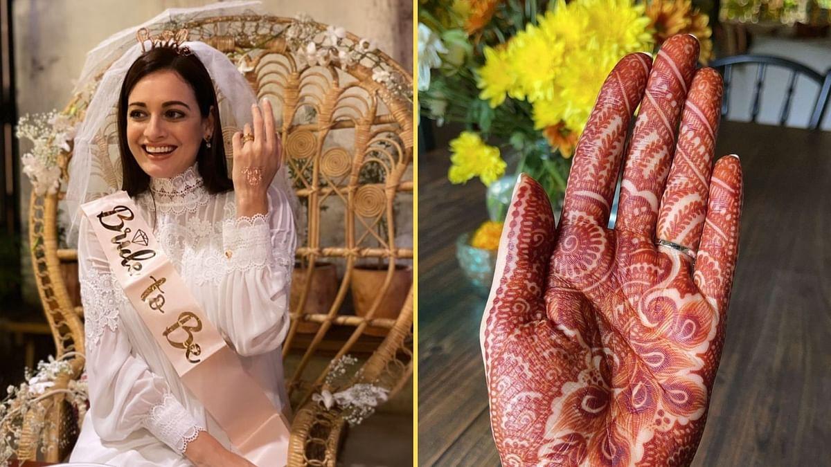 <p>Dia Mirza is set to marry Vaibhav Rekhi on Monday,15February.</p>
