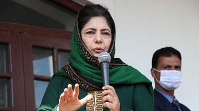 'Dissent Has Been Criminalised': Mehbooba Mufti Appears Before ED