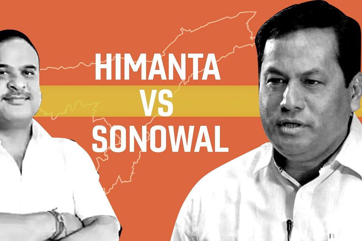 Assam polls 2021:  Sonowal Vs Himanta, the power tussle in BJP.
