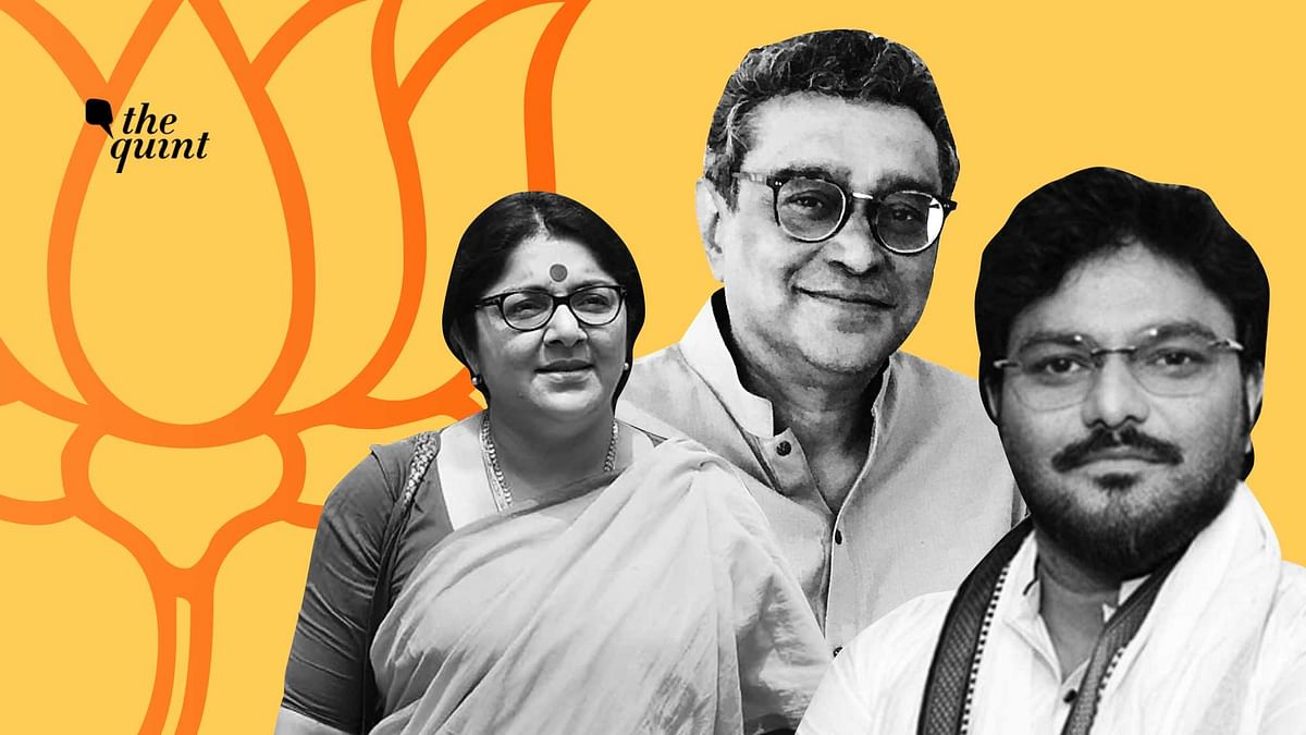 <p>BJP Fields MPs In Bengal: 'Work Hard' Diktat Or Lack Of Faces?</p>