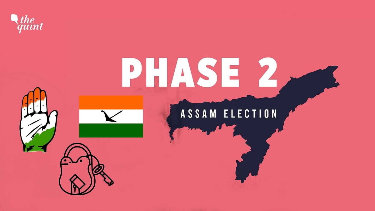 Assam Election Phase 2: Congress Alliance Looks To Make Big Gains