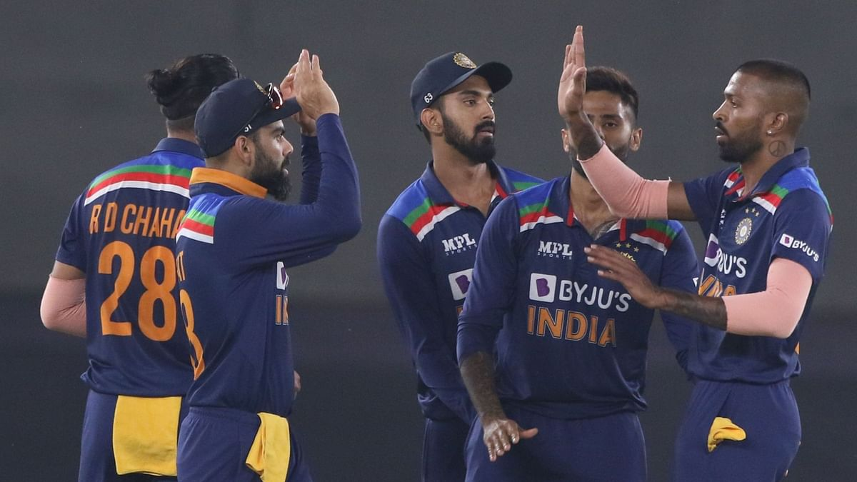 India take a 1-0 lead in the ODI series with a 66 run victory over England in Pune.