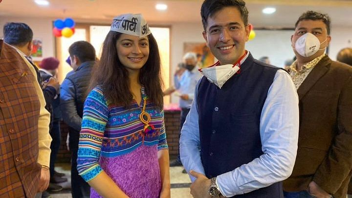 'Inspired by the CM', Miss India Delhi 2019 Mansi Sehgal Joins AAP