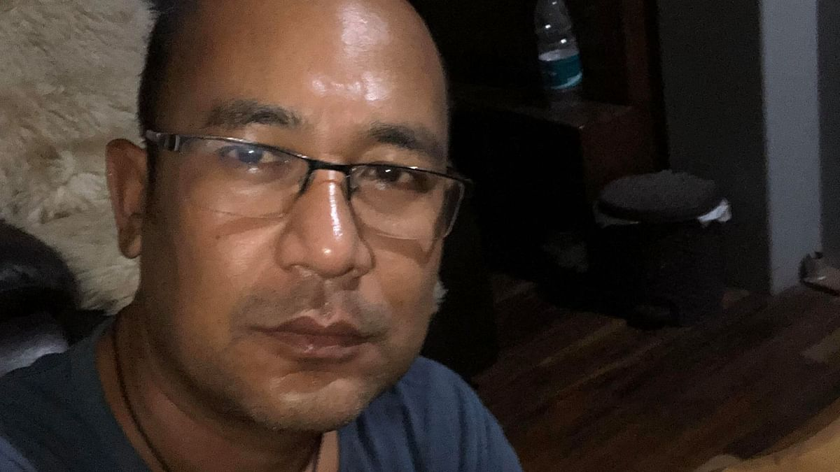 Imphal-based journalist Paojel Chaoba is the first to receive a notice from the state government under the Centre's new digital media rules.