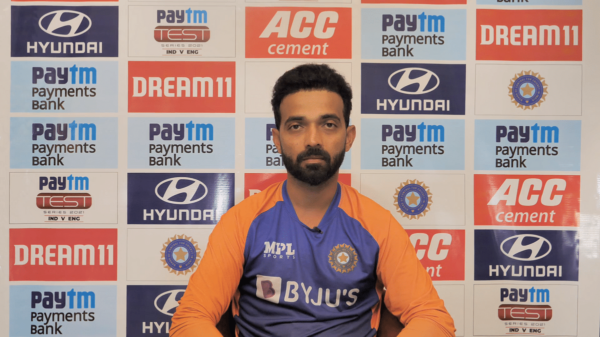 Ajinkya Rahane spoke to the media 2 days before the fourth Test between India and England at Ahmedabad.
