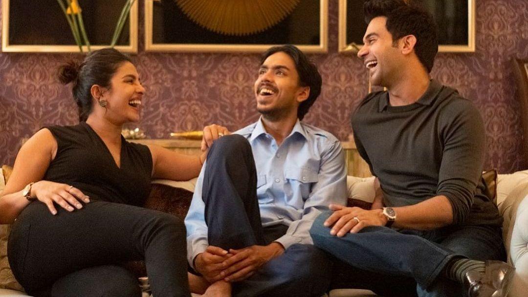 Priyanka, Adarsh Ecstatic as 'The White Tiger' Gets Oscar Nod