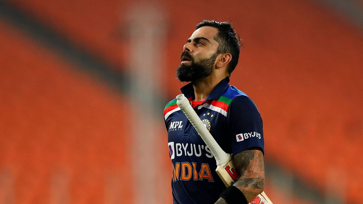 Virat Kohli has said he plans to continue opening for India.