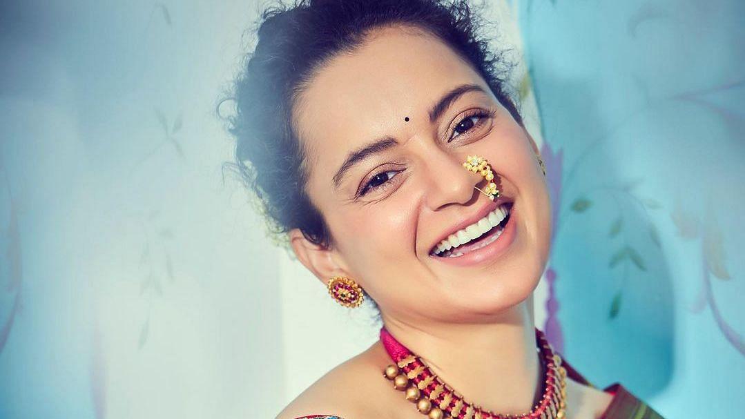"""<div class=""""paragraphs""""><p>Kangana Ranaut won the Best Actress for Manikarnika &amp; Panga.</p></div>"""