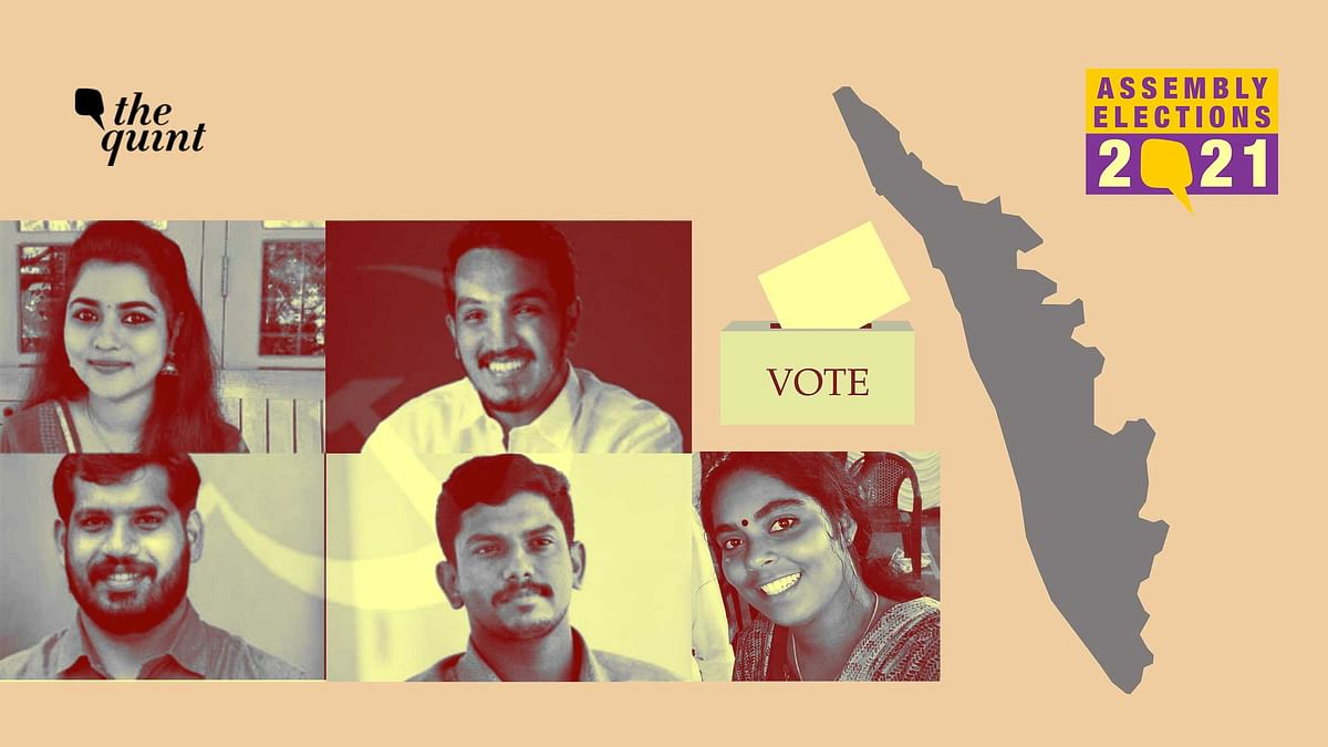 Meet the Young Candidates Fighting  2021 Kerala Assembly Elections
