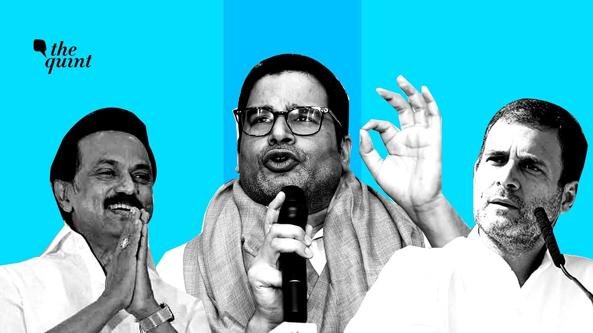 Prashant Kishor thinks that terms of the political alliance should be set by the strongest party.