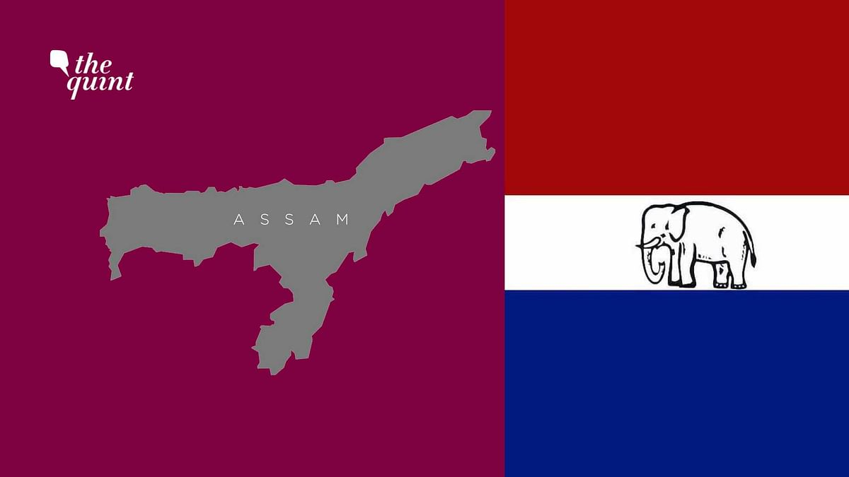 Asom Gana Parishad may be heading for its worst ever performance in Assam elections.