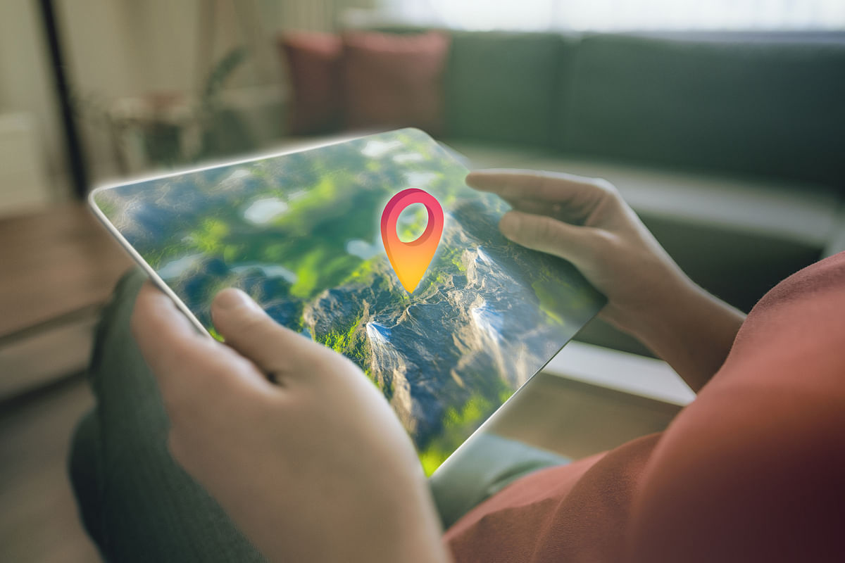 With 5G, you can visit places from the comfort of your home through virtual tourism.