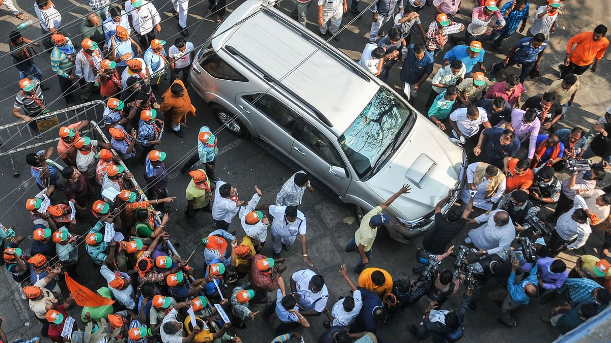 WB Polls: BJP Workers Protest, Leaders Heckled Post Candidate List