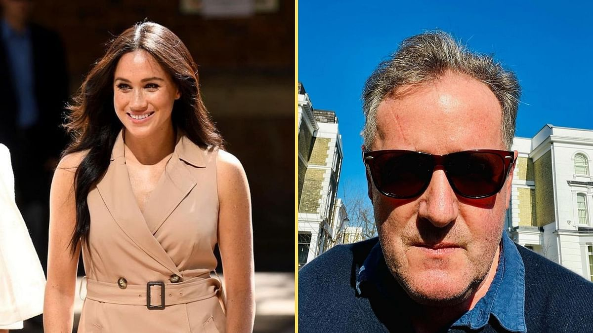 Meghan Markle Filed ITV Complaint Against Piers Morgan: Report