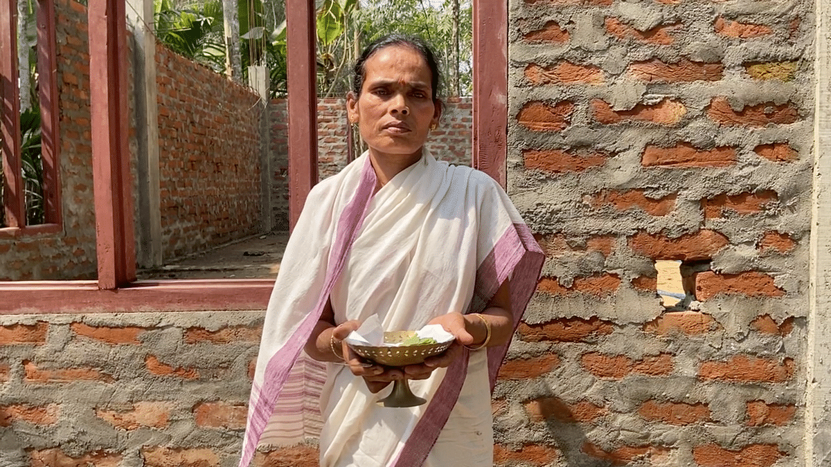 Mulani Bordoloi and her family didn't make it to the Assam NRC.