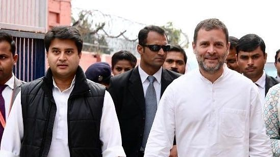 Rahul Calls Scindia Backbencher in BJP, Latter Lashes Out at Him