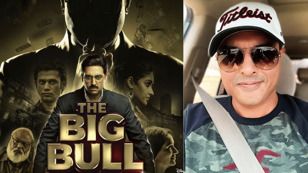 There's a Different Approach: The Big Bull Director Kookie Gulati