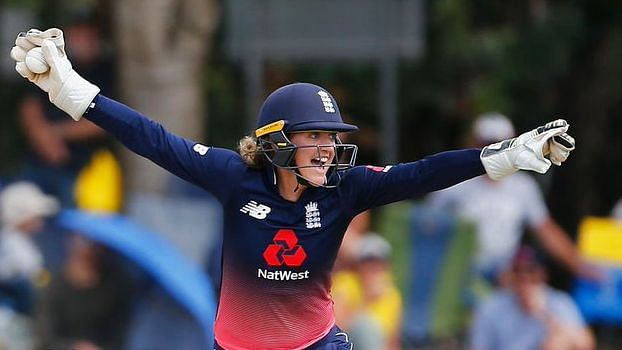 Sarah Taylor Takes Up Coaching Role With Sussex Men's Team