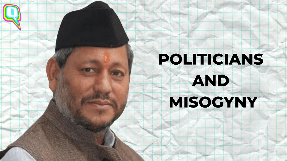 All The Times Our Politicians Shocked Us With Their Misogyny