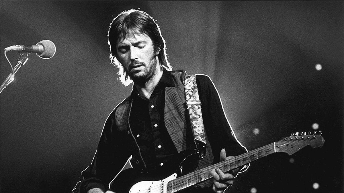 Happy Birthday Eric Clapton.