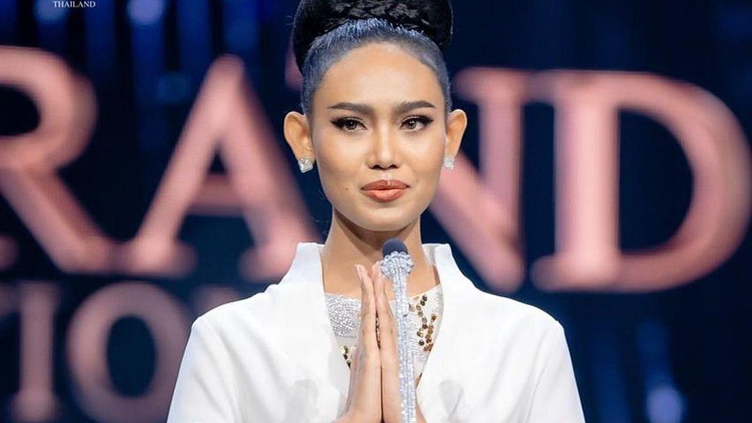 """<div class=""""paragraphs""""><p>Myanmar pageant contestant Han Lay.</p></div>"""