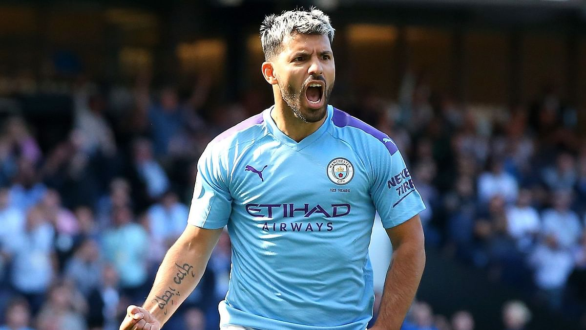 Sergio Aguero will leave Man City after a period of 10 years.