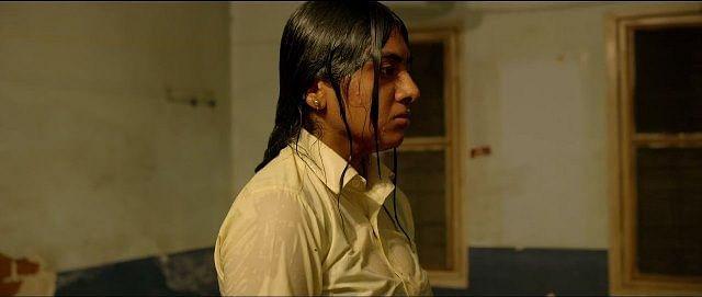 Nimisha Sajayan in <i>Chola</i>.