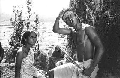 Mithun in Mrigayaa (1976)