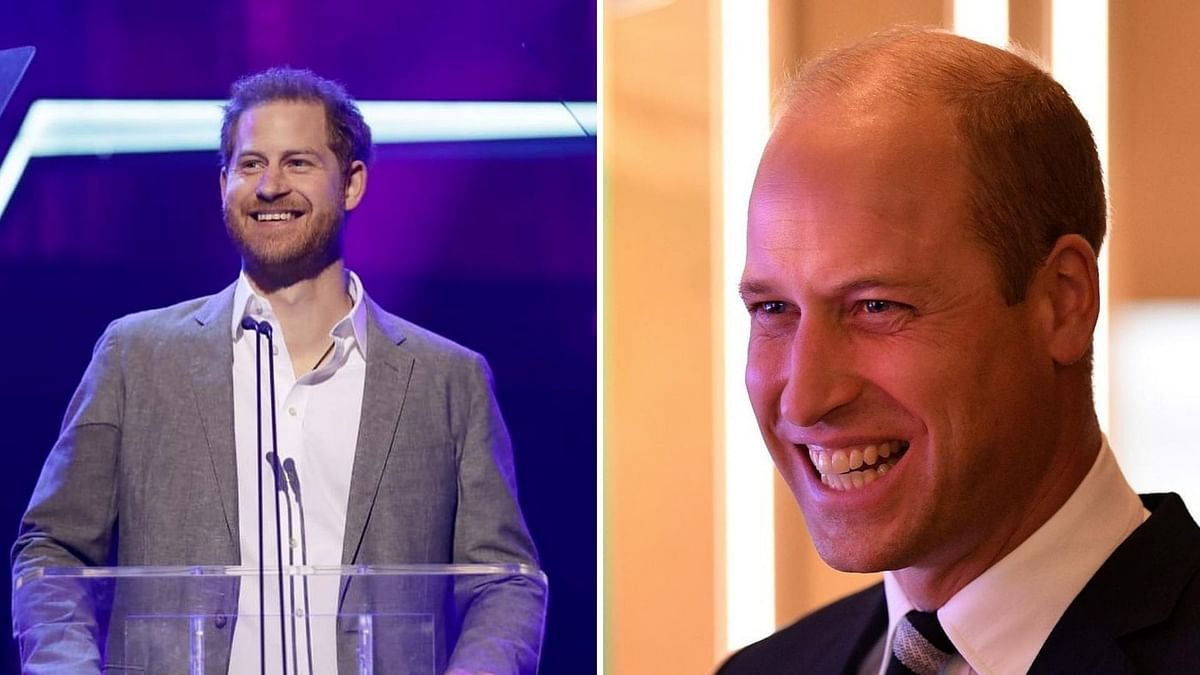 Talks Between Prince Harry & William 'Not Productive': Report