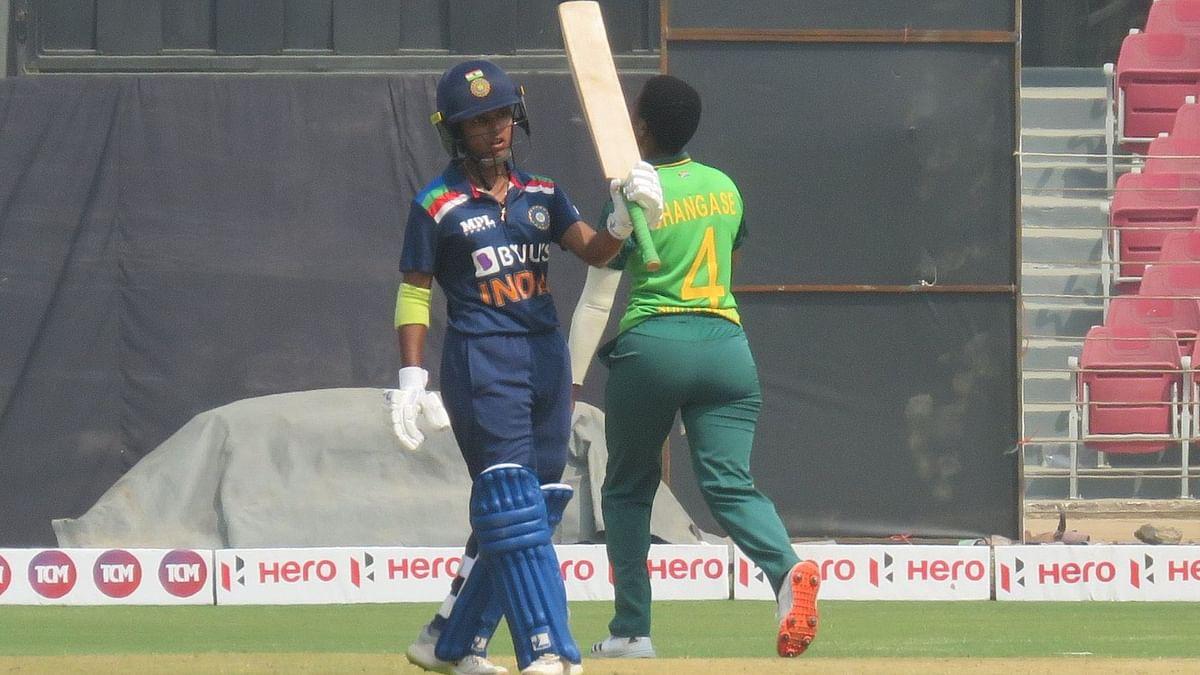 Punam Raut and Harmanpreet Kaur Make Gains in ODI Rankings
