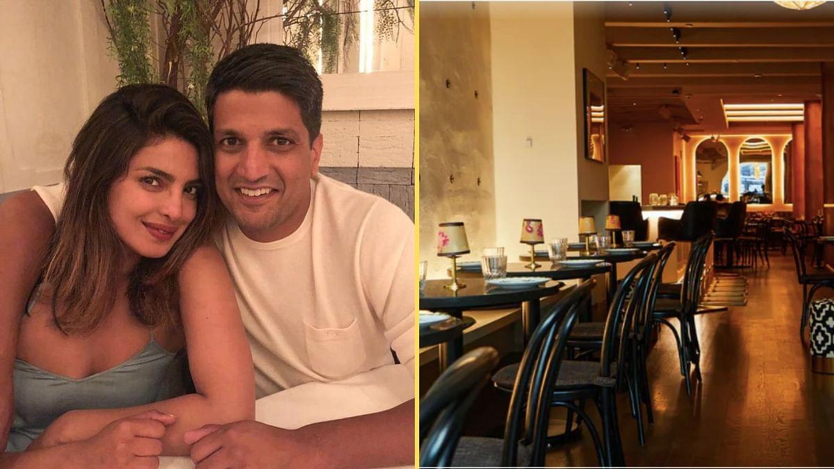 Pics: Priyanka Chopra's Sona Restaurant All Set to Open Its Doors
