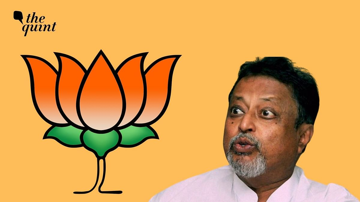Bengal Elections: Mukul Roy, 147 Others Named in BJP's New List