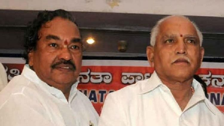 BJP vs BJP in K'taka: Minister Writes to Guv Against  Yediyurappa