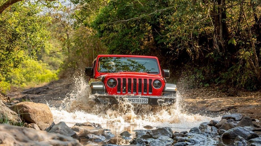 Jeep Wrangler is available at starting price of Rs 53.90 lakh (ex-showroom price).
