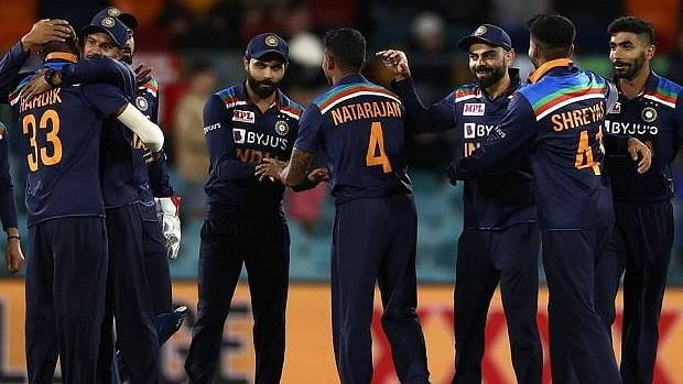 India Move to 2nd in ICC T20I Team Rankings Before England Series