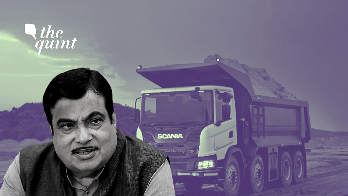 Bus Row: Gadkari Sends Defamation Notice to 2 Foreign Media Firms