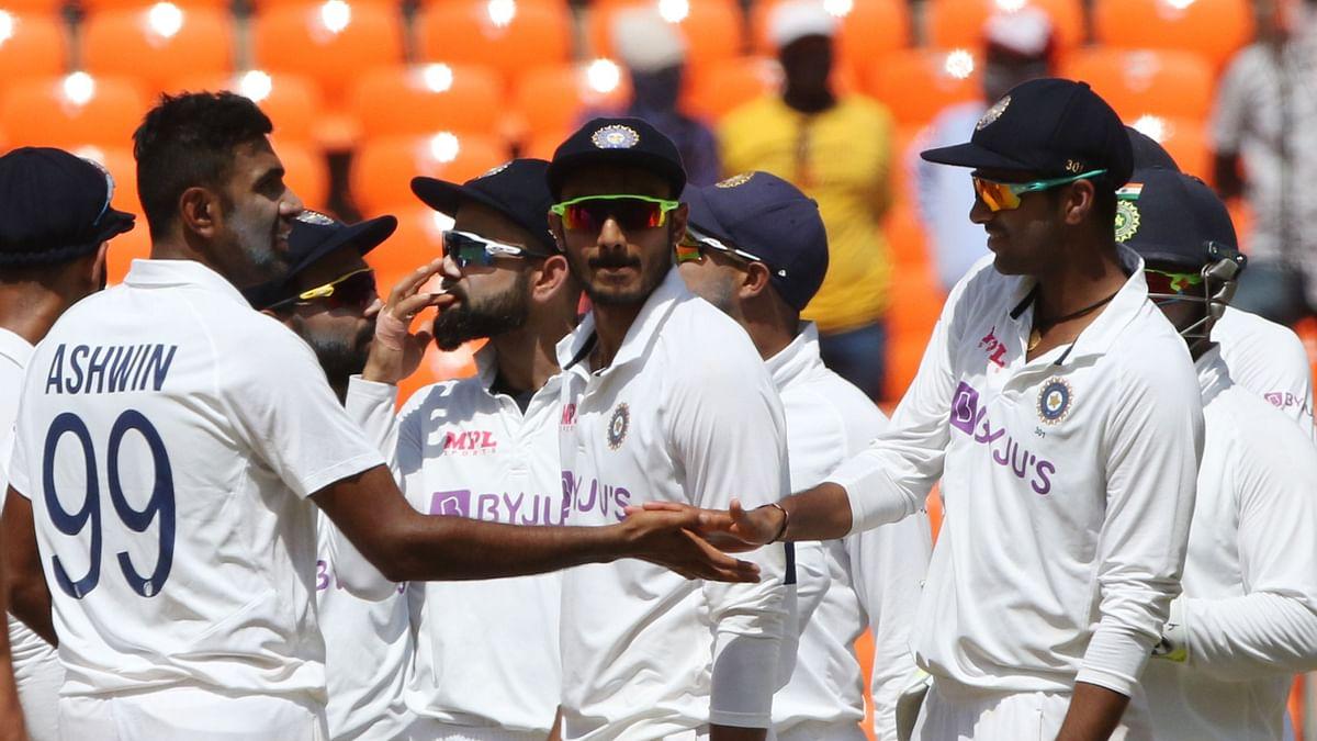 President Kovind, Sehwag, AB Congratulate Team India on Series Win