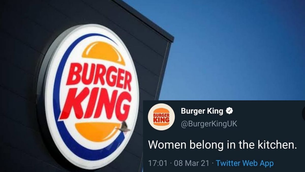 Burger King Apologises for Sexist Women's Day Post After Backlash